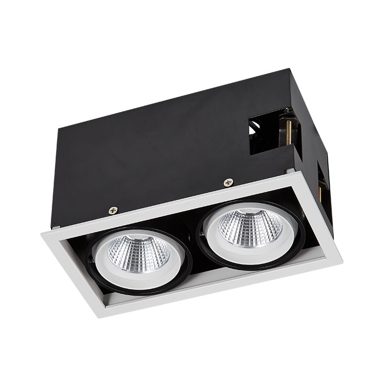 Led grille light series 2 lamps