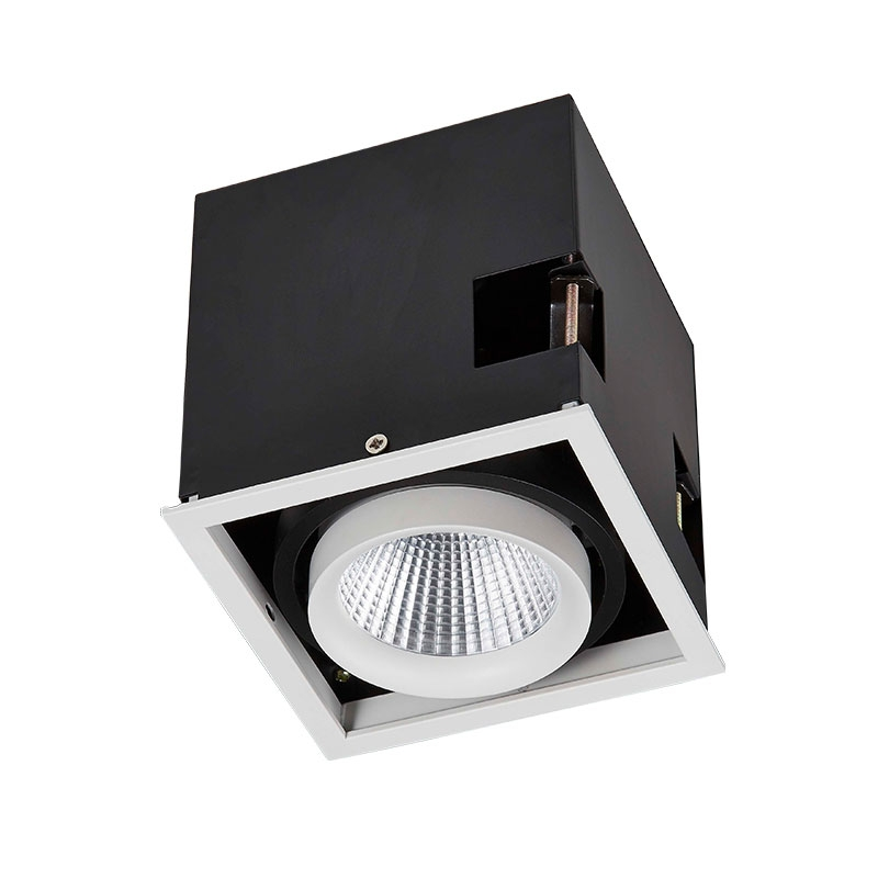 18W led grille lamp series 1
